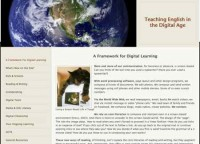 Teaching English in the Digital Age